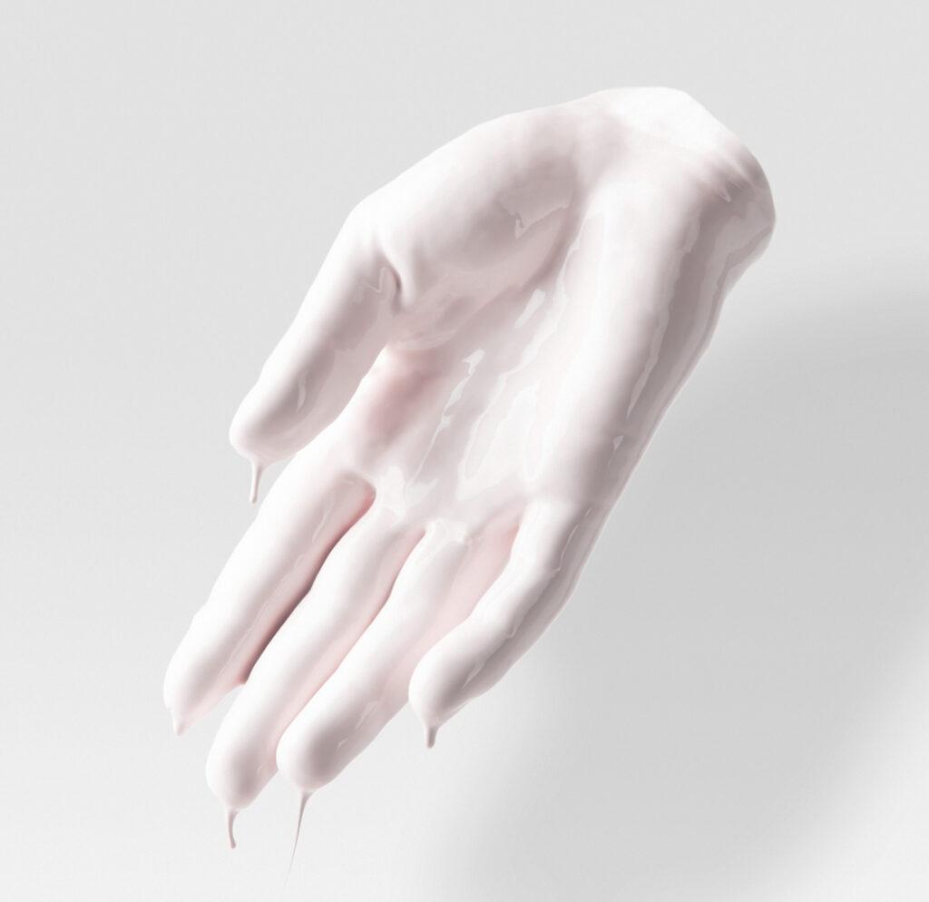 The Affirmative Hand Sculpture
